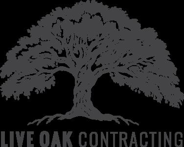 Live Oak Contracting Logo