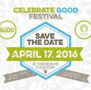 Celebrate Good logo