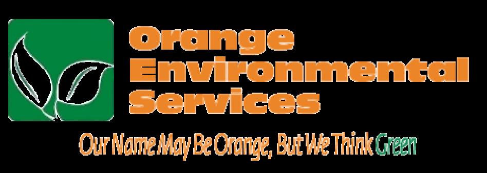 Orange environmental Services Logo