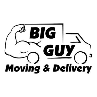 Big Guys Moving and Delivery Logo